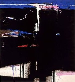 Nightscape 1989 Limited Edition Print - Seikichi Takara