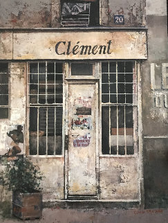 Clement 2005 Limited Edition Print - Chiu Tak Hak