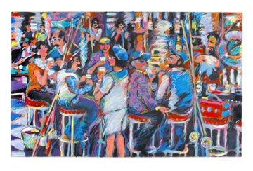 Bar at Malibu Pier Limited Edition Print - James Talmadge