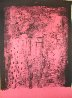 Mujer Con Brazos PP 1969  Limited Edition Print by Rufino Tamayo - 2