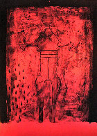Mujer Con Brazos PP 1969  Limited Edition Print by Rufino Tamayo - 0