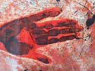Tamayo Suite: Manos En Rojo, Plate #14   1979 Limited Edition Print by Rufino Tamayo - 2