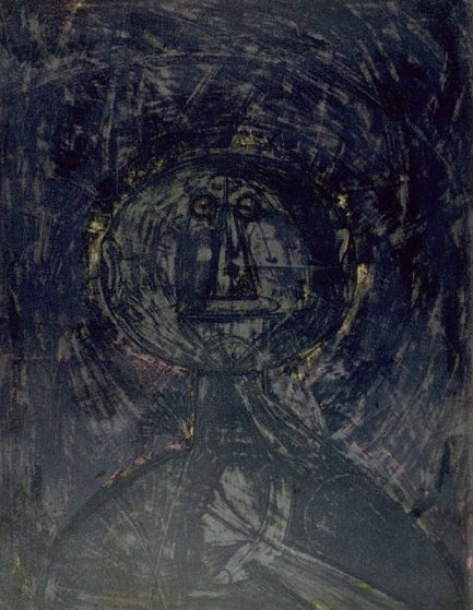 Lunatic 1960 Limited Edition Print by Rufino Tamayo