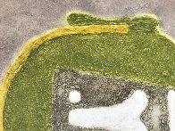 Cabeza En Amarillo 1976 Limited Edition Print by Rufino Tamayo - 4