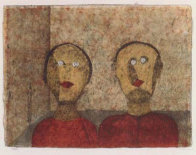 90th Anniversary Suite Rare 9 Pieces 1989 Limited Edition Print by Rufino Tamayo - 1