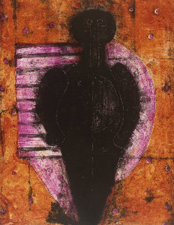 Dream Figure 1960 Limited Edition Print by Rufino Tamayo