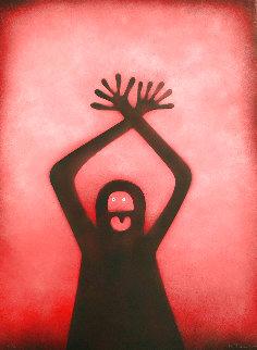 Protesta AP 1983 Limited Edition Print - Rufino Tamayo