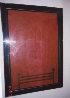 Figura En Rojo Mixographia 1977 47x31 Limited Edition Print by Rufino Tamayo - 2