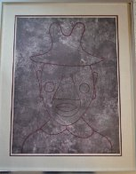 Untitled Lithograph 1960 Limited Edition Print by Rufino Tamayo - 2
