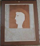 Brown Man Limited Edition Print by Rufino Tamayo - 1