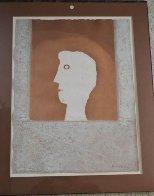 Brown Man Limited Edition Print by Rufino Tamayo - 2