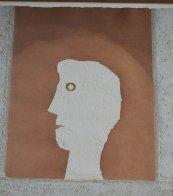 Brown Man Limited Edition Print by Rufino Tamayo - 3