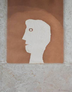 Brown Man Limited Edition Print by Rufino Tamayo