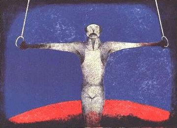 Iron Cross 1990 Limited Edition Print by Rufino Tamayo
