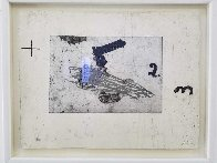 Un Vase De Terre Crue 1988 Limited Edition Print by Antoni Tapies - 2