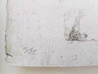 Un Vase De Terre Crue 1988 Limited Edition Print by Antoni Tapies - 3