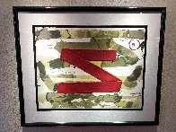 Z 1980 Limited Edition Print by Antoni Tapies - 1