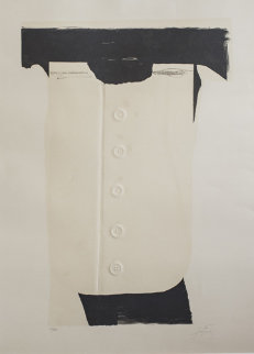 Cinc Botons (Buttons) Limited Edition Print - Antoni Tapies