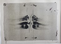 Nocturno Matinal Limited Edition Print by Antoni Tapies - 1