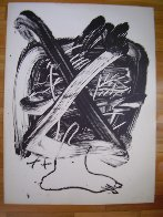 Desconocido Proof Limited Edition Print by Antoni Tapies - 1