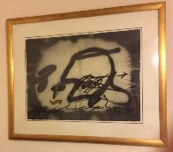 Profil Limited Edition Print by Antoni Tapies - 2