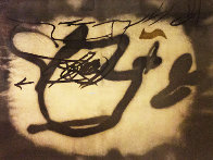 Profil Limited Edition Print by Antoni Tapies - 0