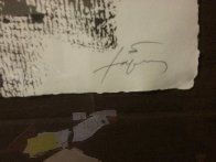 Fulla Limited Edition Print by Antoni Tapies - 3