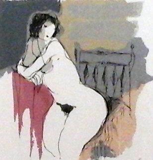 Nudes I II III Huge Limited Edition Print - Itzchak Tarkay