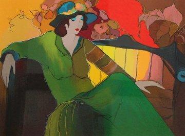 Nicolette 2011 Limited Edition Print - Itzchak Tarkay