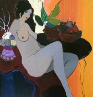 Nude I 2002 Limited Edition Print - Itzchak Tarkay