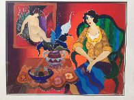 Tranquility AP 2006 Limited Edition Print by Itzchak Tarkay - 1