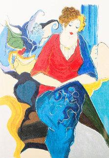 Grace III Limited Edition Print by Itzchak Tarkay