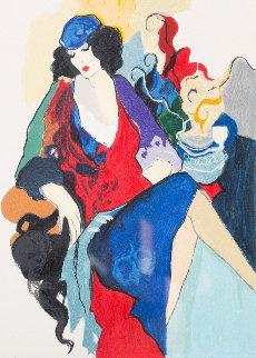 Grace V  Limited Edition Print by Itzchak Tarkay