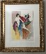 Andrea 1997 Limited Edition Print by Itzchak Tarkay - 1