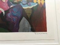 Memorable Moments III 1996 Limited Edition Print by Itzchak Tarkay - 2