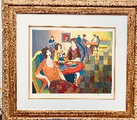 Afternoon Appetizers 2007 Limited Edition Print by Itzchak Tarkay - 1