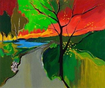 Landscape II AP 1999 Limited Edition Print by Itzchak Tarkay