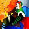 Retro Repose 2008 Limited Edition Print by Itzchak Tarkay - 0