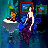 Moment of Peace II AP 2005 Limited Edition Print by Itzchak Tarkay - 0