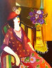 Sophia Relaxes At Last 2009 Limited Edition Print by Itzchak Tarkay - 1