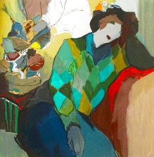 Marianne 1998 Limited Edition Print - Itzchak Tarkay
