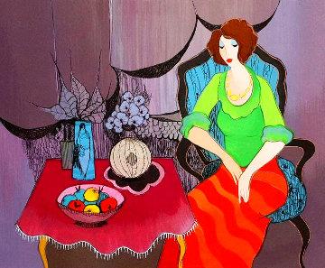 Country Girl 2011 Limited Edition Print - Itzchak Tarkay