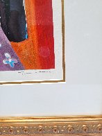 Quiet Reflection 2001 Limited Edition Print by Itzchak Tarkay - 3