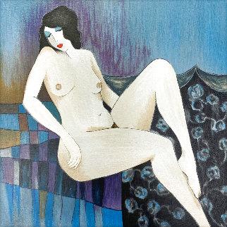 Nude Women AP Limited Edition Print - Itzchak Tarkay
