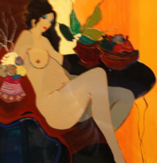 Nude I AP 1999 Limited Edition Print - Itzchak Tarkay