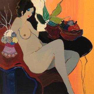 Nude I 1999 Limited Edition Print - Itzchak Tarkay