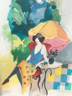 Journee D'Ete  - Les Parisiens II Suite 1993 Limited Edition Print - Itzchak Tarkay