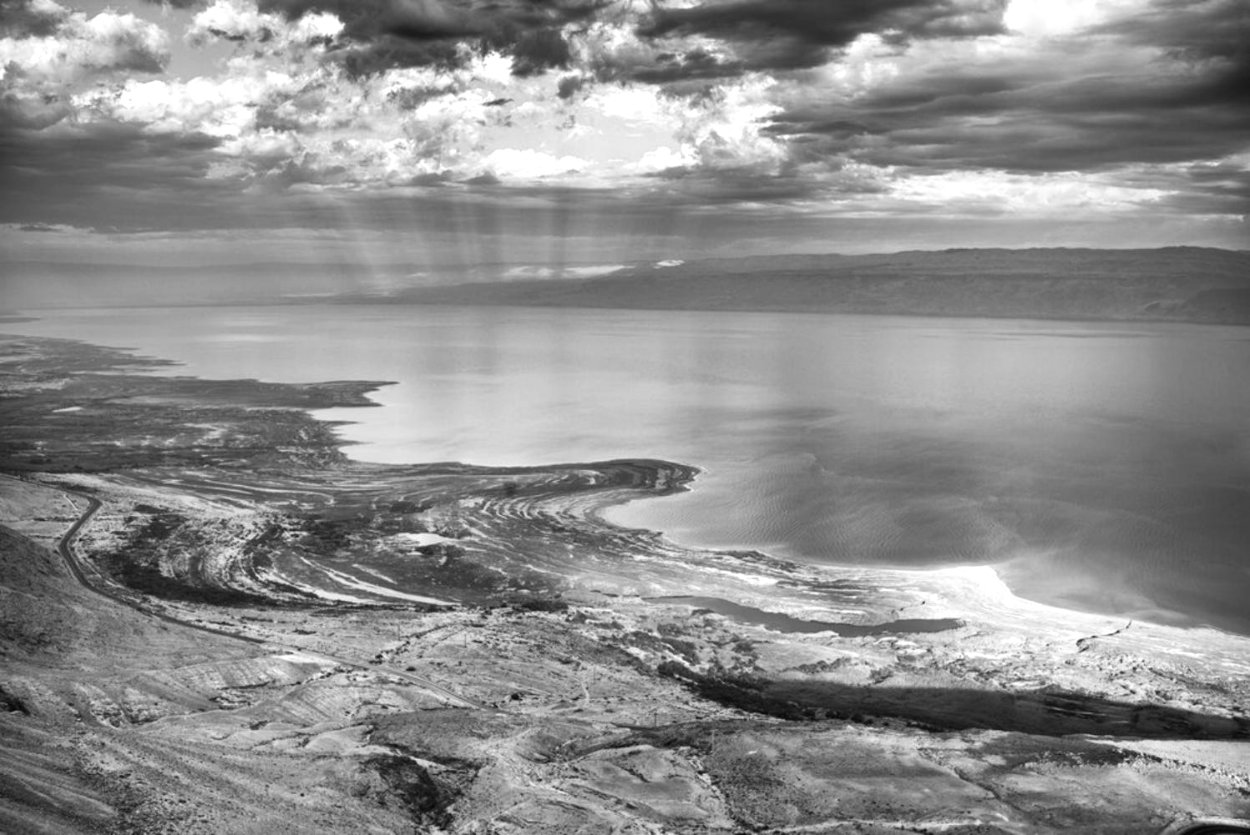 Lowest Place on Earth - The Dead Sea 2016 Photography by Adi Tarkay