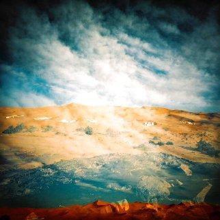 Light Layers At the Sahara 2019 Photography - Adi Tarkay