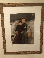 Tender Moment 1987 Limited Edition Print by Eng Tay - 1